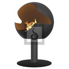 Biotakka Globe Black Cast Iron High